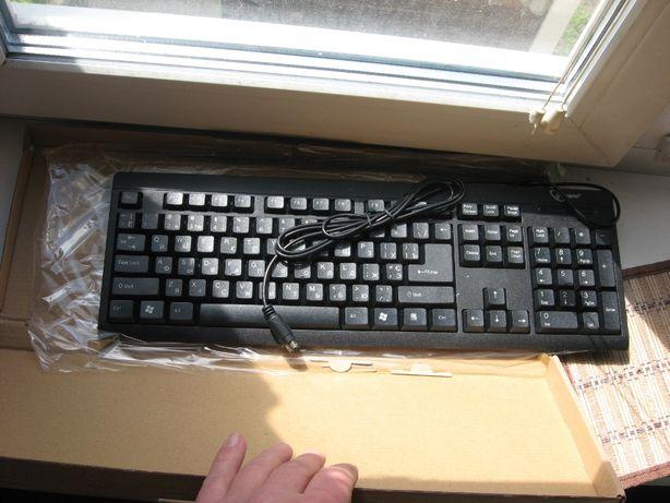 Новая клавиатура PS/2