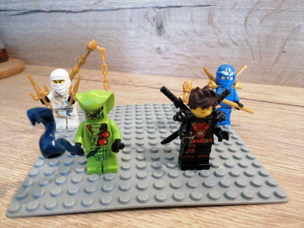 Lego ninjago figurki, minifigurki mix broni