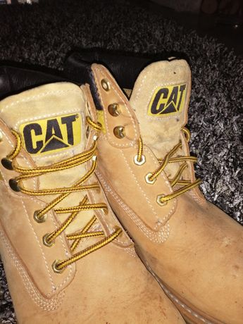 Caterpillar buty trapery extremal