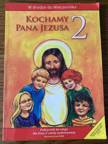 Podręcznik do religii dla klasy II