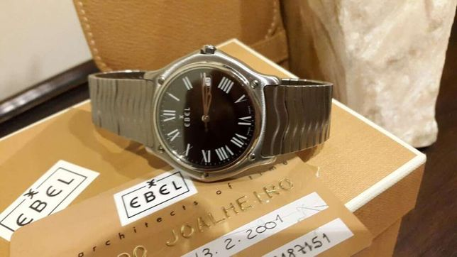 Relógio Ebel original