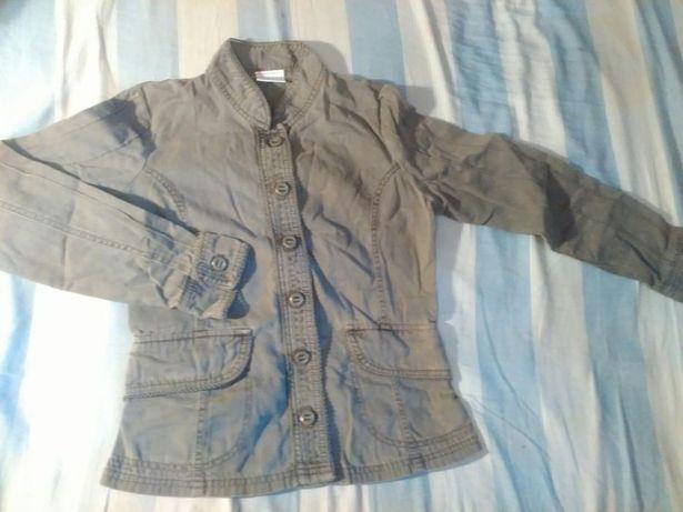 Куртка пиджак коттон на девочку Next рост152 школьный пиджак