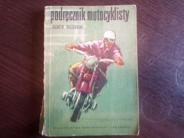 Podręcznik motocyklisty Jawa WSK Gazela SHL WFM Junak Sokòł CZ ETZ MZ
