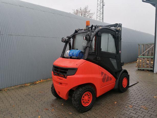 Linde H45 LPG Triplex 5.5m