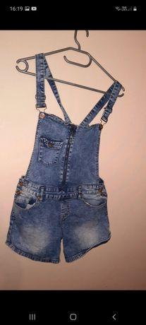 Spodnie yeansowe