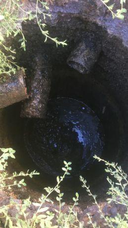 Ручная чистка сливных ям чистка выгребных ям ремонт септиков илосос