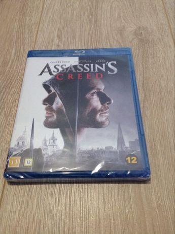 film Assassins creed blu-ray