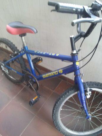 """Rower dziecięcy 20""""."""