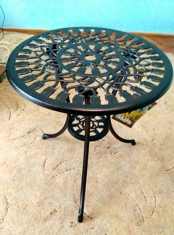 Стол садовый, металический, новый