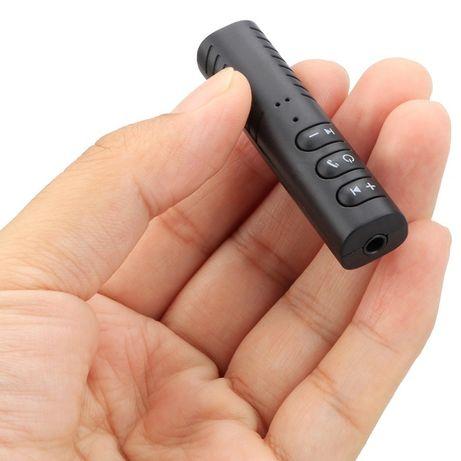Bluetooth AUX гарнитура блютуз Hands Free адаптер аудио 3.5мм