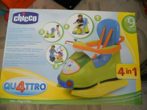 Andarilho Chicco 4 in 1