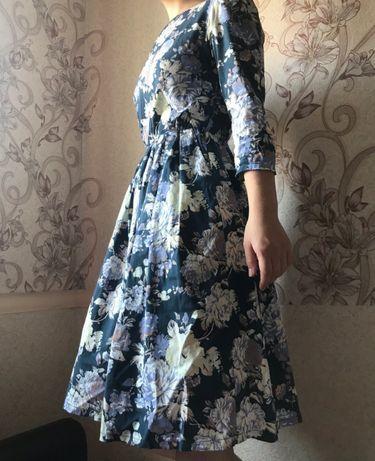 Красивое платье от украинского бренда Vovk, размер S
