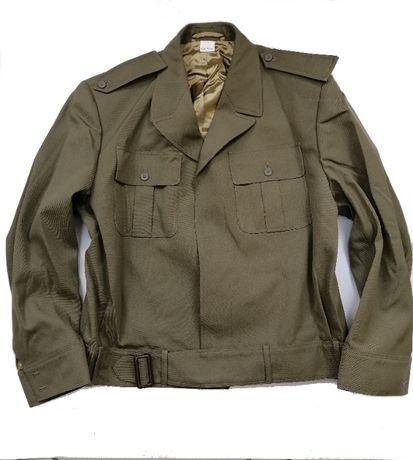 Wojskowa bluza olimpijka kurtka oficera wojsk ląd.