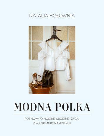 Książka Natalia Hołownia modna polka