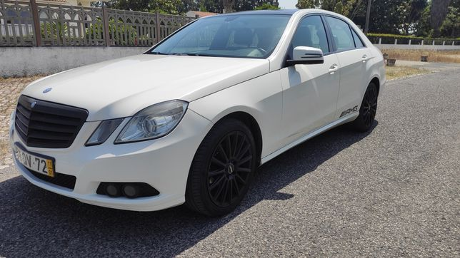 Mercedes E200 AMG Automático