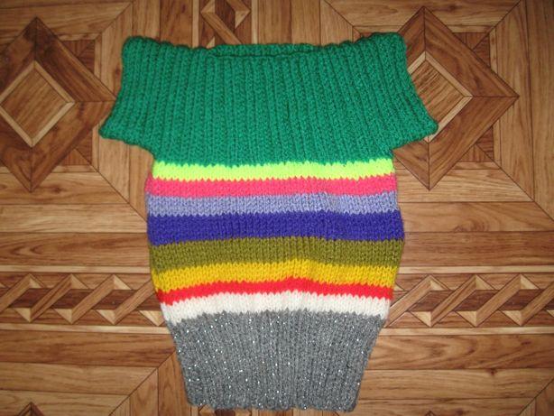 одежка для собачки кофточка жилетка для собаки цена за обе