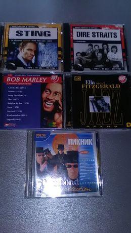 Продам СД диски в МР3 формате - Один ЛОТ.