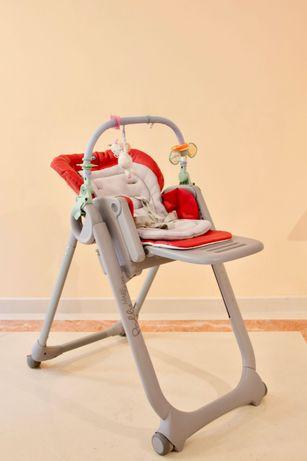 Cadeira de alimentação e espreguiçadeira Polly Magic Relax - Chicco