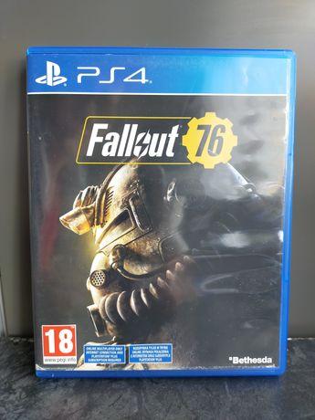 Fallout 76 PS4 PL stan bardzo dobry