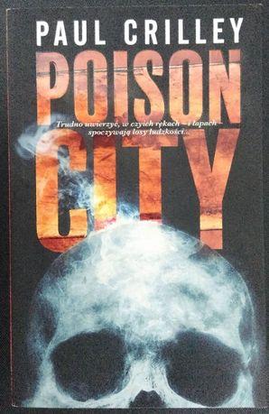 Paul Crilley - Poison City