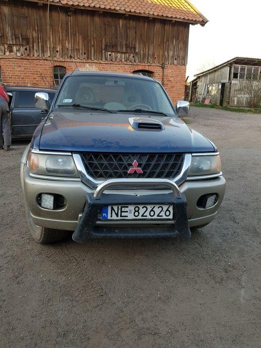 Pajero sport 2.5td Gdańsk - image 1