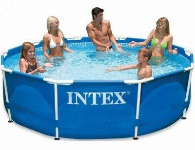 Каркасный бассейн 305×76 см На 5 кубов воды