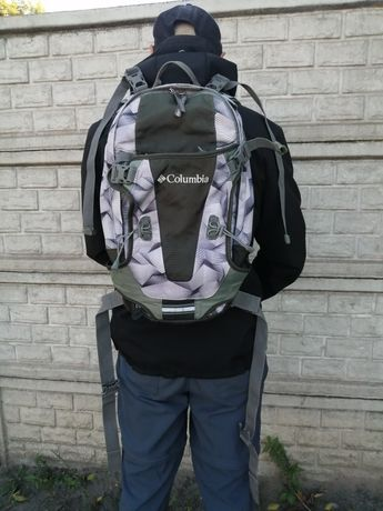 Вело Рюкзак Columbia Cordura 1000 Denier  походы, прогулки.
