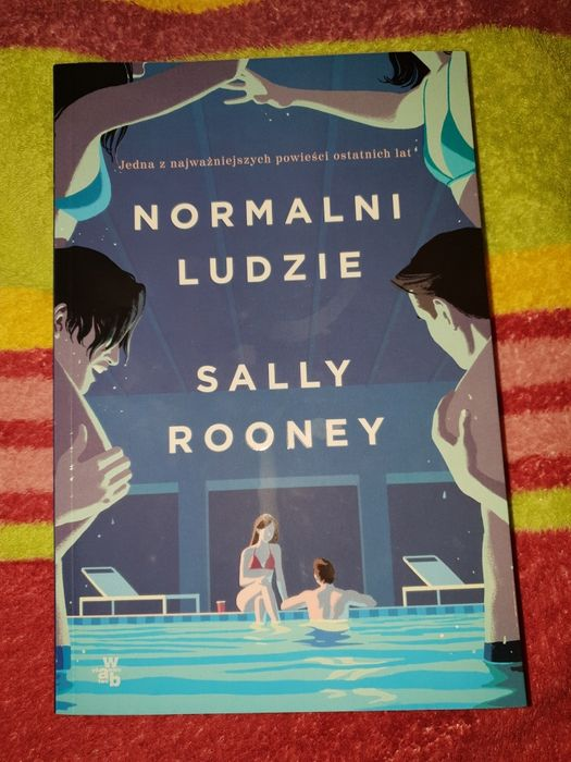 Normalni ludzie - Sally Rooney Poznań - image 1