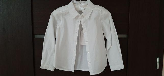 Nowa koszula biala 92