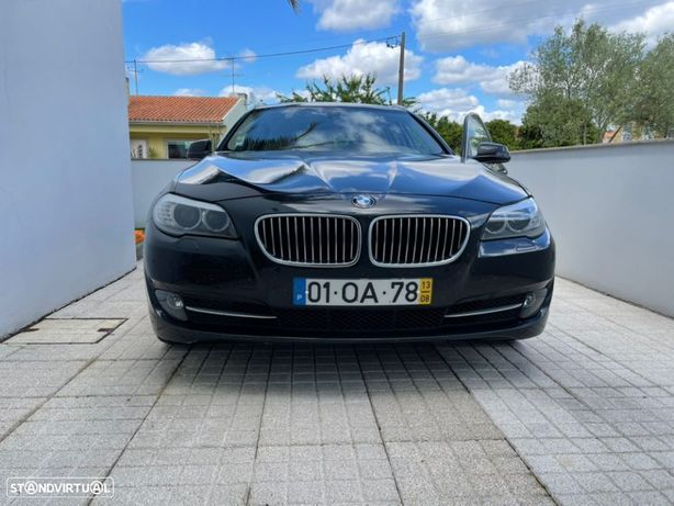 BMW 520 d Line Modern Auto