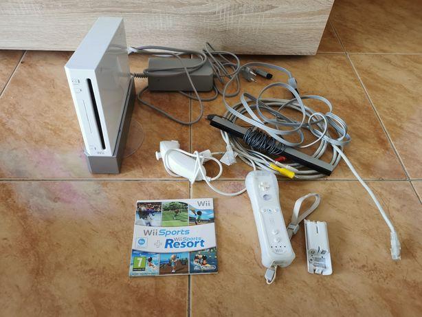 Wii RVL-001 - como Nova