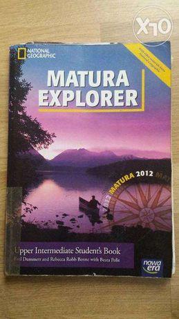 Podręcznik Matura Explorer Upper Intermediate