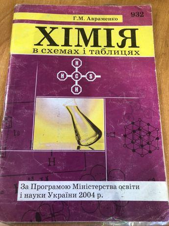 Хімія в схемах і таблицях Г. М. Авраменко