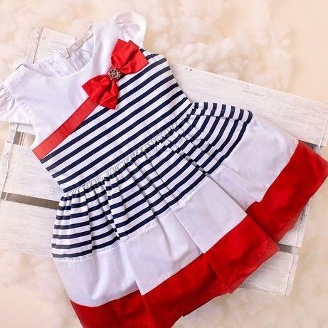 Дитяча сукня віком з 9 місяців до 6 років