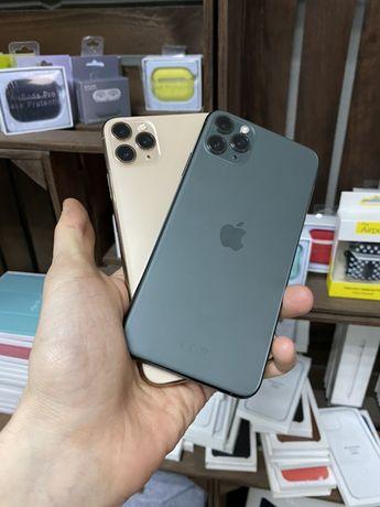 Apple iPhone 11 Pro Max 64 gb Midnight Green/Gold ИДЕАЛЫ! ГАРАНТИЯ!