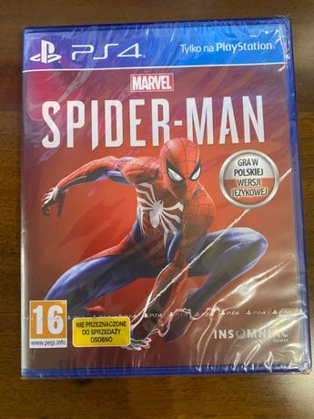 Игра на PlayStation Spider-Man