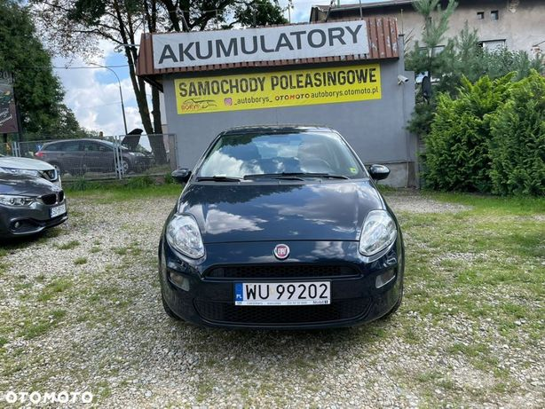 Fiat Punto rezerwacja samochodu rezerwacja samochodu