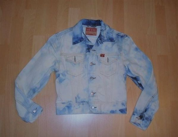 Nowa kurtka ramoneska jeansowa xs s 34 36 Big star guess h&m