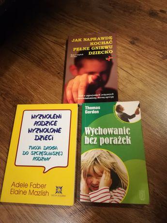 Poradniki pedagogiczne - trzy książki