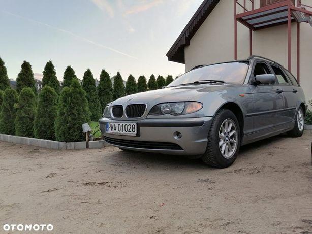 BMW Seria 3 BMW e46, benzyna+LPG, bez korozji, bezwypadkowa