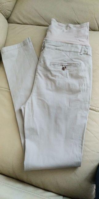 Spodnie hm bawelna ciazowe 42