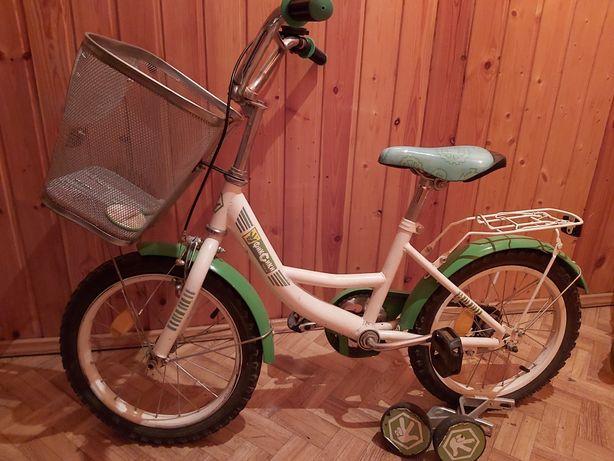 Детский велосипед с Фиксики Фиксиками корзиной дополнительные колеса