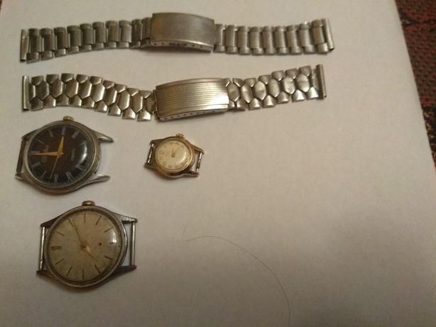 Часы наручные СССР (слава,ракета)