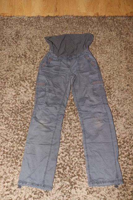 Spodnie ciążowe firmy H&M serii MAMA CONSCIOUS