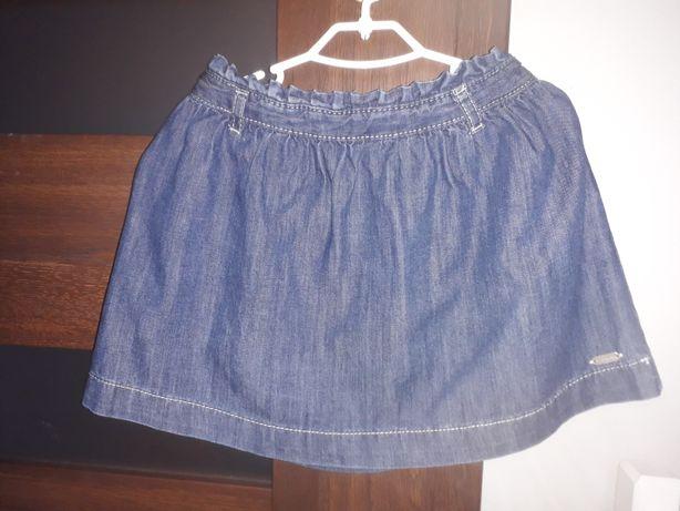 Spódniczka jeans Vertbaudet 104/110