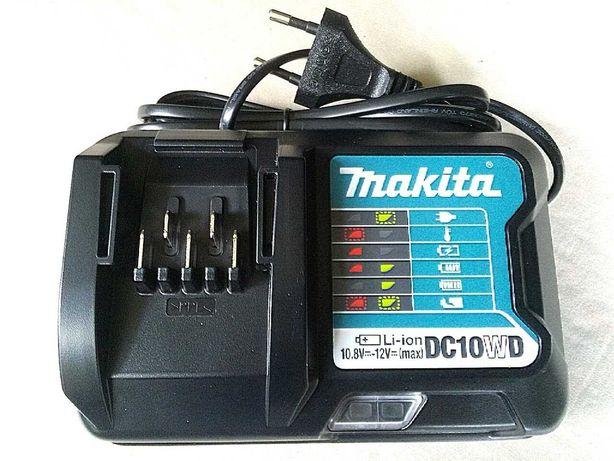 dc10wd (dc10wc) зарядний пристрій, зарядний пристрій макіта