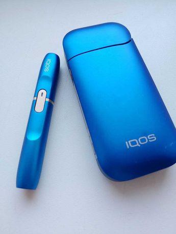 Iqos 2.4 plus гарантия, идеальное состояние + 2 пачки стиков в подарок