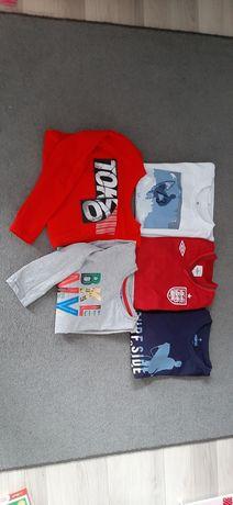 Ubrania dla chlopca 146 paczka