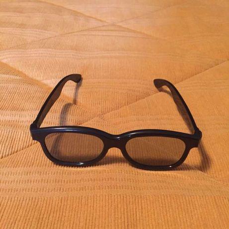 Óculos 3D - 2 unidades - (novos e embalados)