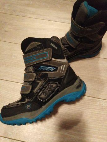 Buty śniegowce 34